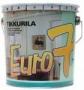 Водоэмульсионная краска Тиккурила евро 7 латексная 9 л