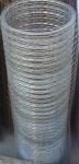 Сетка металлическая сварная оцинкованная ячейка 6х6 мм