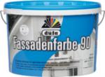 Водоэмульсионная фасадная дисперсионная краска Dufa Fassadenfarbe 90 (10л)