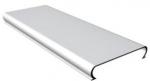 Рейка алюминиевая потолочная албес 100 мм
