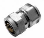 Муфта соединительная обжимная диаметр 16-16 мм