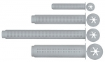 Пластиковая сетчатая гильза BIT-NS 15x85 (M10-М12) 10 шт