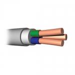 Электрический кабель медный силовой NYM 3х4