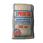 Бергауф Практик штукатурка цементная 30 кг