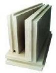 Пазогребневые плиты 100 мм стандарт размеры 670х500