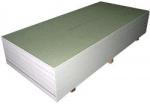 Гипсоволокнистый лист кнауф влагостойкий гвлв 12.5 мм