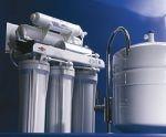 Питьевой фильтр 5 ступеней очистки Atoll A-560E lux