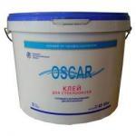 Клей для стеклообоев oscar готовый в ведрах 10 кг.