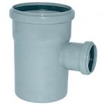 Тройник канализационный 110х50 мм 90 градусов