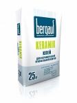 Плиточный клей Бергауф Керамик для керамогранита