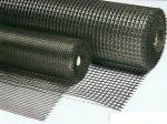Сетка металлическая сварная черная ячейка 25х25 мм