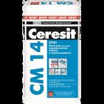 Плиточный клей Церезит см 14 для плитки керамогранит