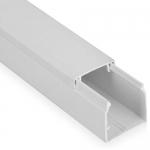 Кабель канал пластиковый размеры 12х12 мм