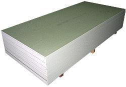 Гипсоволокнистый лист кнауф влагостойкий гвлв 10 мм