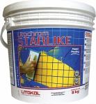 Литокол Литохром Старлайк затирка для мозаики 5 кг