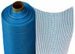 Малярная сетка фасадная 5х5 мм, 160г/м2 (35м.) синяя