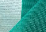 Сетка строительная фасадная защитная зелёная 60 гр/м2