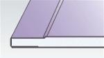 Звукоизоляционный лист ГИПРОК Акулайн 2500х1200х12.5