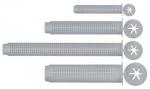 Пластиковая сетчатая гильза BIT-NS 12x80 (M6-M8) 10 шт.