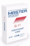 Плиточный клей Глимс Master G 11 универсальный