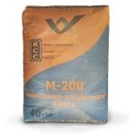 Сухая смесь М200 монтажно-кладочная Финстрой (40кг)