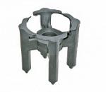 Пластиковый фиксатор для арматуры Стульчик 25 мм