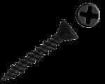 Саморезы крепления ГВЛ размеры 3.9х25 мм
