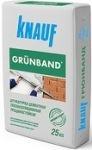 Кнауф Грюнбанд штукатурка цементная теплоизоляционная 25 кг