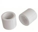 Муфта полипропилен соединительная пп 40 мм белая