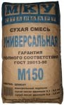 Cухая смесь м150 универсальная МКУ (40 кг)