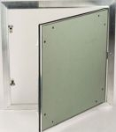 Шкаф распределительный коллекторный встраиваемый под плитку ШРВП 1 размеры 498х118х491 мм