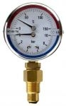 Термоманометр 1/2-120*C-10bar