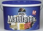 Водоэмульсионная краска Дюфа матлатекс латексная 10 л