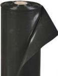 Полиэтиленовая пленка  черная, 100 мкрн (рулон 3х100)