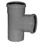 Тройник  канализационный 50х50 мм 90 градусов