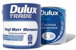 Дюлакс / Dulux краска водоэмульсионная Новая Ослепительно Белая