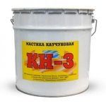 Мастика клеящая каучуковая КН 3 (22кг)