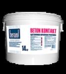 Грунтовка бетон контакт Бергауф 14 кг