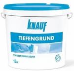 Грунтовка тифенгрунд кнауф универсальная 10 кг