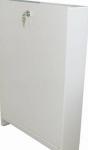 Шкаф распределительный коллекторный  наружный ШРН 3 размеры 651х120х703 мм