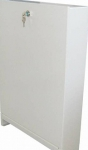 Шкаф распределительный коллекторный наружный ШРН 5 размеры 651х120х1003 мм