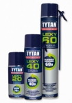 Пена монтажная tytan / титан 750 мл