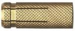 Анкер латунный цанга размер М5