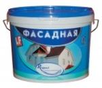 Водоэмульсионная фасадная акриловая краска Гермес Респект 40 кг