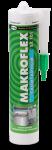Герметик силиконовый makroflex sx101 санитарный прозрачный в тубах 300 мл