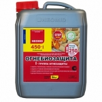 Огнебиозащита неомид 450-1 красная 10 кг