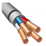 Электрический кабель медный силовой NYM 4х2.5