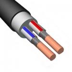 Электрический кабель силовой с медными жилами ввгнг ls 2х2.5