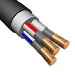 Электрический кабель силовой с медными жилами ввгнг ls 3х4