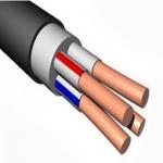 Электрический кабель силовой с медными жилами ввгнг ls 4х4